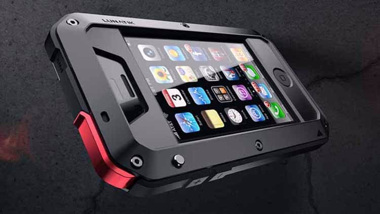 metal case for iphone 4 4s (2)