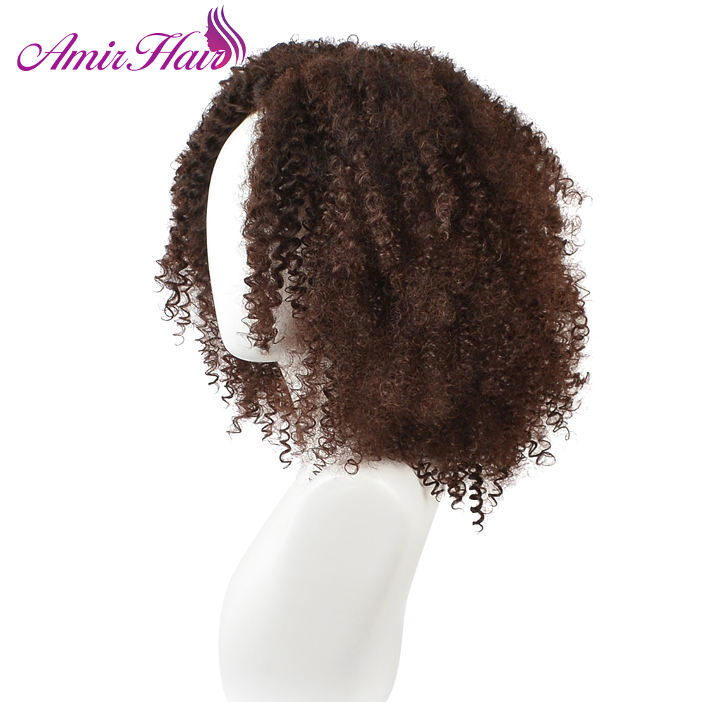Amir Hair Natural Afro Wig Kinky Curly Wigs For American Women ...