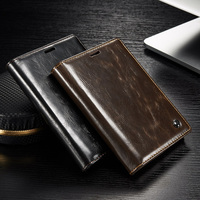 CaseMe For Blackberry Passport 2 Case Luxury R64 Leather Stand Magnetic Wallet Phone Cover With Card