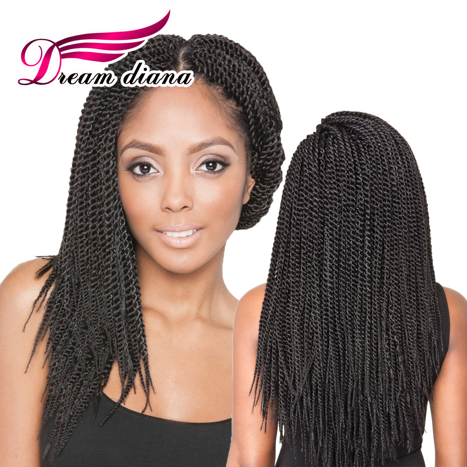 Best Synthetic Hair For Crochet Braids 18 Inches 30 Strands