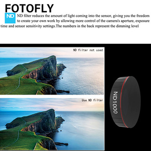 Image 3 - For DJI Osmo Action Camera Lens Filter UV/CPL Polarizing/ND 4 8 16 32 64 1000 Filters Set For Osmo Action Lenses Accessories