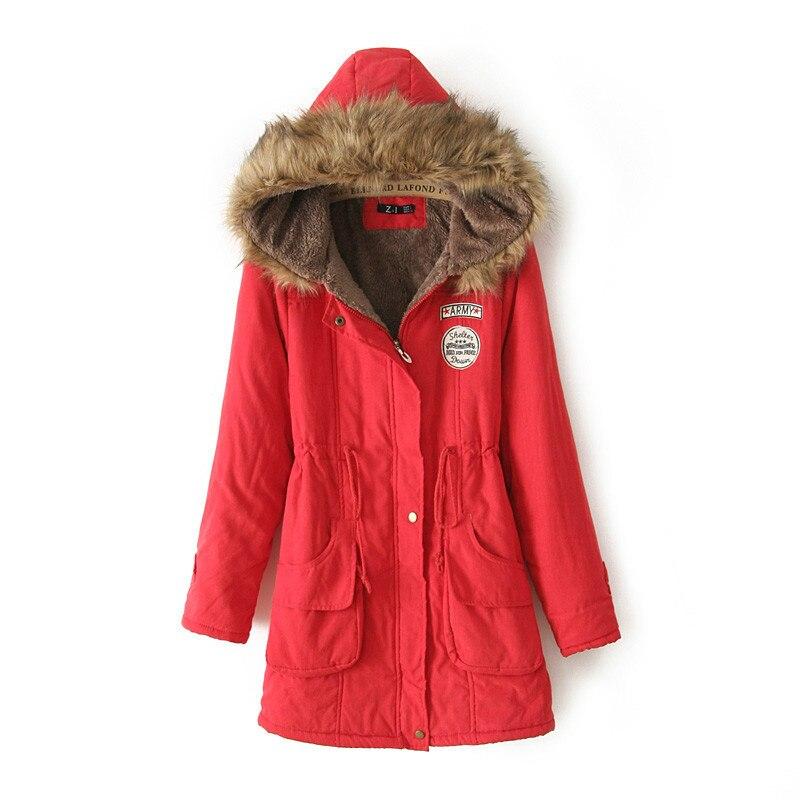Jackets & Coats Clever Hot Girls 2016 Autumn Winter Warm Jackets Women Warm Fashion Hooded Long Coat Jacket Windbreaker Parka Outwear