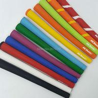 Hot New IOMIC Golf ferros grips Golf apertos de borracha de Alta qualidade 12 cores escolha 10 pçs/lote Golf apertos de madeira Livre grátis