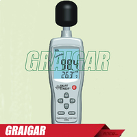 Smart Sensor AS824 Digital Noise Meter The Decibel Meter