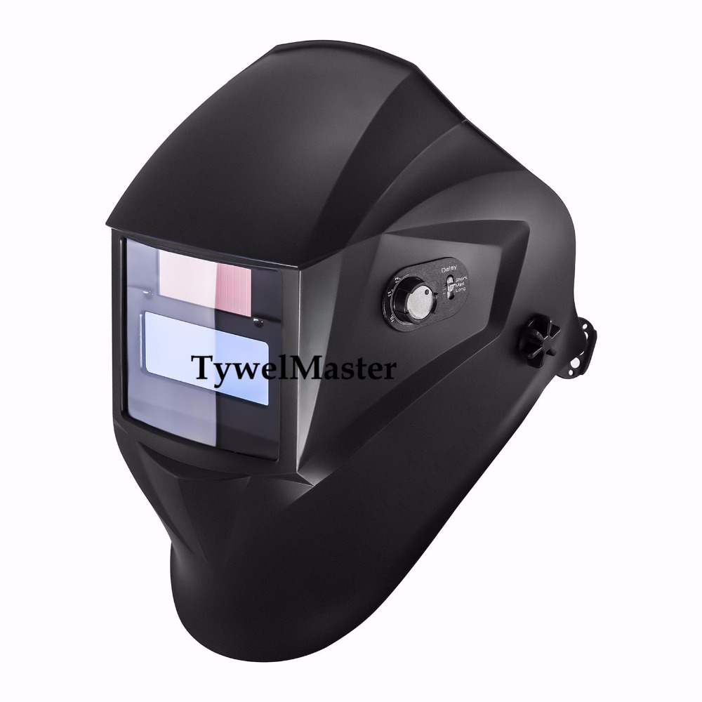 Auto Darkening MIG MMA Electric Welding Mask/Helmet/welder Cap/Welding Lens for Welding Machine solar auto darkening electric welding helmet mask welder cap welding lens glasses for welding machine plasma cutter