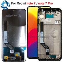 """100% di prova per Xiaomi Redmi Nota 7 Pro Display LCD Touch Screen Digitizer Snapdragon 660 Montaggio 6.3 """"per Redmi note7 Display LCD"""