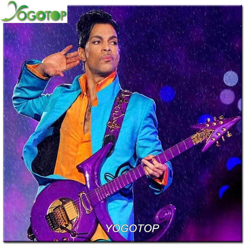 concert with half glitter photo show neil musician stage length photos on jumpsuit alamy guitar stock images us diamond microphone