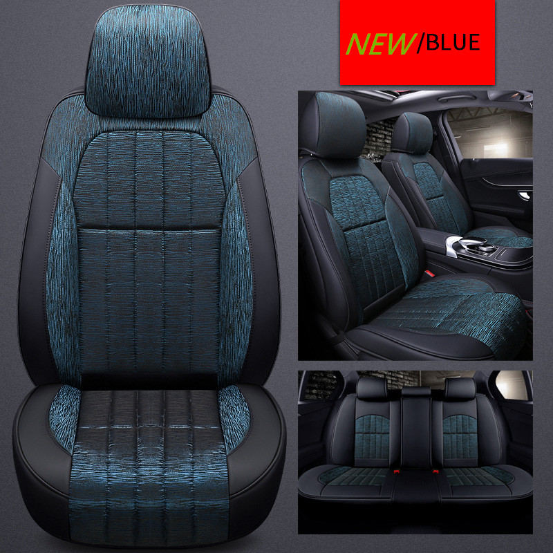 2018 5Seats Front Rear car styling Car Seat Covers For BMW e30 e34 e36 e39 e46