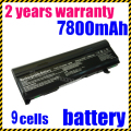 Wholesale New Laptop Battery For Toshiba PA3399U-1BAS,PABAS057 PABAS076 PABAS077 6600mAh Free shipping pa3399u-2brs