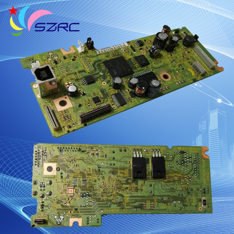 все цены на High quality 2145827 Original teardown mother Board Compatible For Epson L355 L358 Main Board онлайн