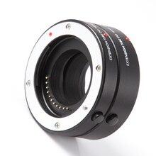 FOTGA Макро AF Автофокус Удлинитель DG для Four Thirds M43 Micro 4/3 Камера