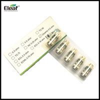 Original 5pcs Eleaf Ijust 2 EC Ceramic Coil 0 5ohm EC Ceramic Head For IJust 2