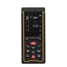 SNDWAY SW-S70 70 м Цифровой Лазерный Дальномер Метр Дальномер Измерьте Tool Профессиональный Бесплатная доставка