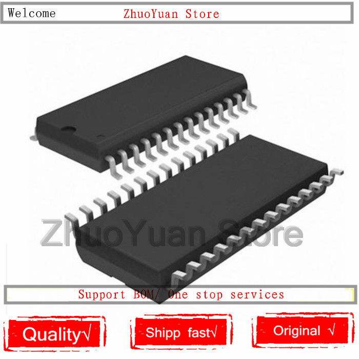 1PCS/lot PIC16F883-I/SO 16F883-I/SO PIC16F883 SOP28 IC Chip New Original In Stock