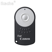DSLR Camera Remote Control RC-6 with Battery for Canon 60D 70D 80D 5D 6D 7D 450D 500D 550D 600D 77D 650D 700D 750D 800D цена и фото