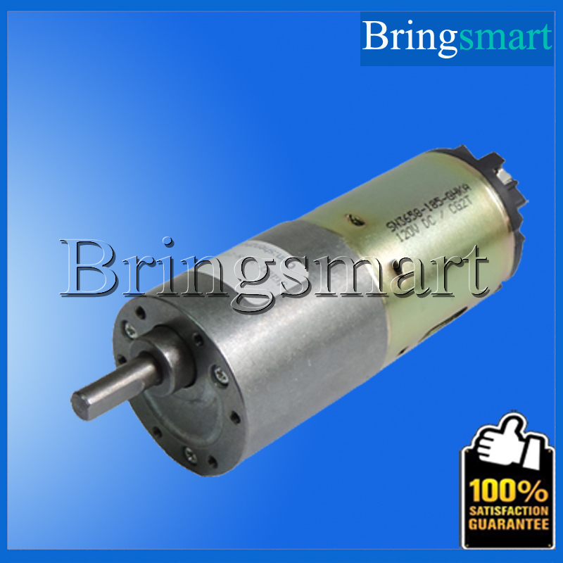 Wholesale JGB37-3658 0.8-1000rpm DC Motor 12v High Torque DC Gear Motor 12v DC Reduction Motor Low rpm Electric Motors 2015 new arrival takanawa 555 metal gear motors 12v 24v dc reduction gear motor high torque low noise vec31 t30