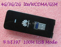 HUAWEI E397 4G usb dongle 100M data card Unlocked 4G LTE MODEM Free Shipping B397Bu 501