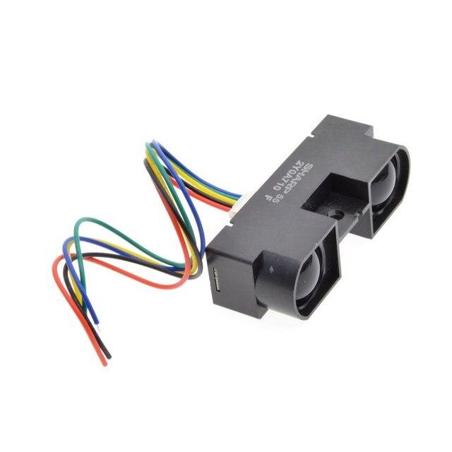 GP2Y0A710K0F 100% NUOVO SHARP 2Y0A710K 100 550cm sensore di distanza A Raggi Infrarossi, TRA CUI FILI