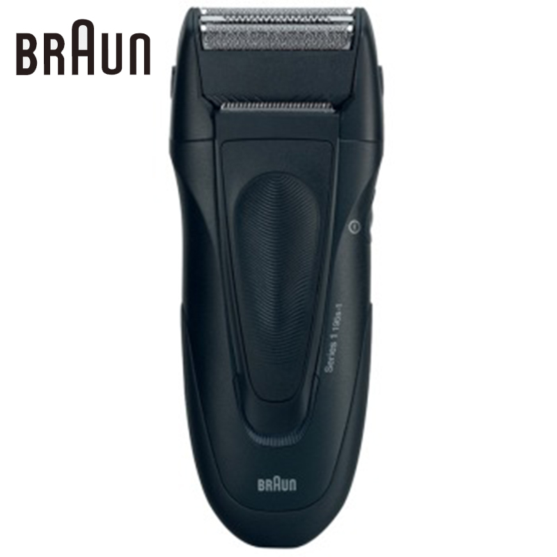Braun Electric  Razor Shavers razor 195 Triple Reciprocating Blades Rechargeable For Men Safety Electric Shaving & Hair Removal
