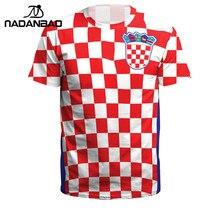 NADANBAO летние мужские/женские футболки для футбола, спортивные футболки с 3D принтом, футболки для футбола, футболки для фитнеса размера плюс