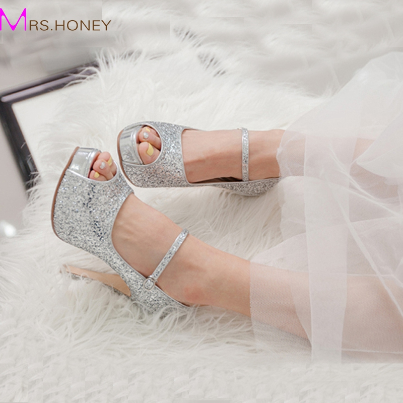 Popular 3 Inch Silver Glitter Heels Buy Cheap 3 Inch