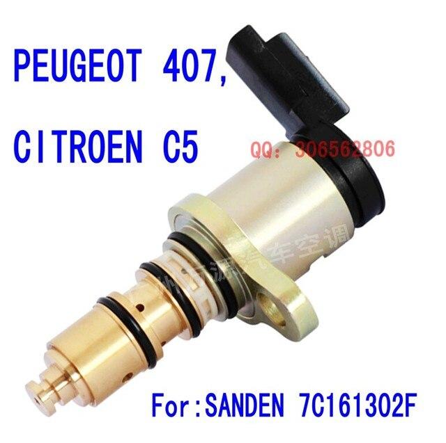 регулирующий электромагнитный клапан peugeot
