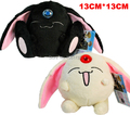 "Anime Tsubasa Chronicle Mokona Plush Toys Soft Stuffed Animal Toys Dolls 2pcs/set 5"" 13CM"