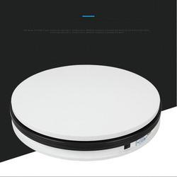 HQ 350X60 MM Stabile Pesante Carico Elettrico Turntable Banco di Mostra Del Basamento di 360 Gradi 30/60/90 Seconss per Cerchio Elettrico Rotante di Base