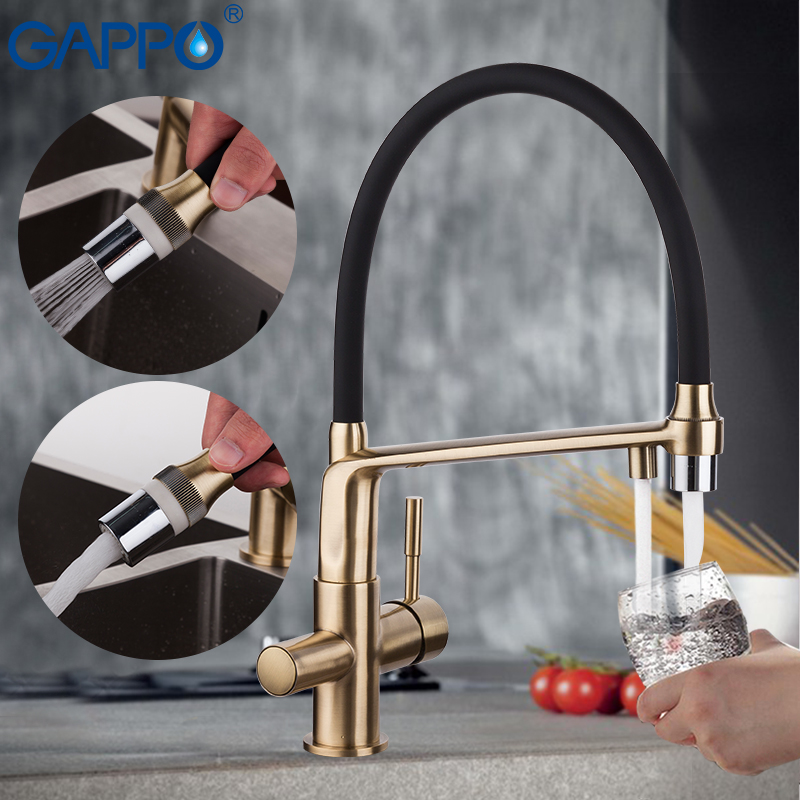 Gappo Kitchen Faucets Drinking Water Faucet For Kitchen
