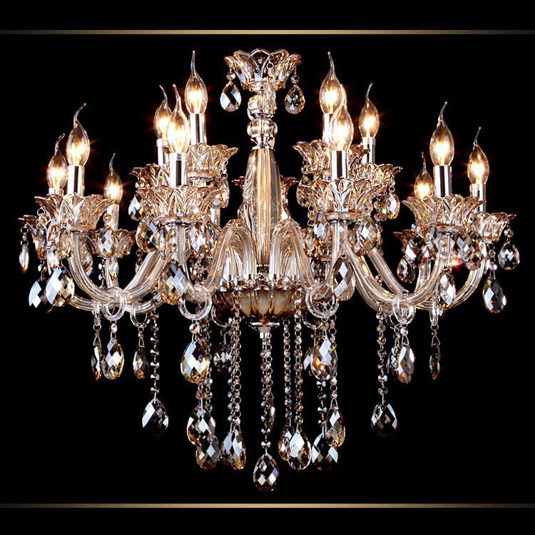 Chandelier For Home And Gilded Bohemian