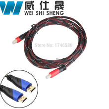 HDMI Cable 1M 2M 3M 5M 8M 10M 15M 20M HDMI to HDMI Cable AV splitter 1.4 3D 4K 1080P for LCD HDTV PS3 Cables
