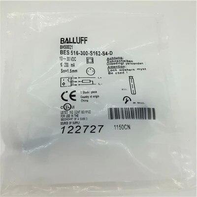 Livraison gratuite % 100 nouveau BES 516-300-S162-S4-D résistance Inductive proche du capteur de commutation