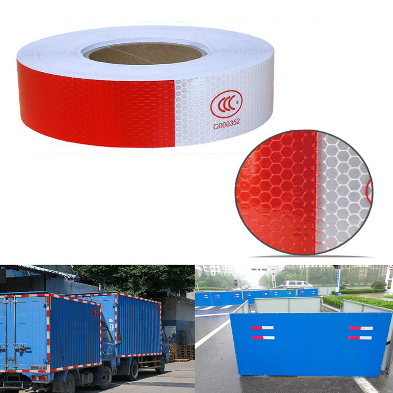 5cm*5m Reflective Truck Body Stickers For Car