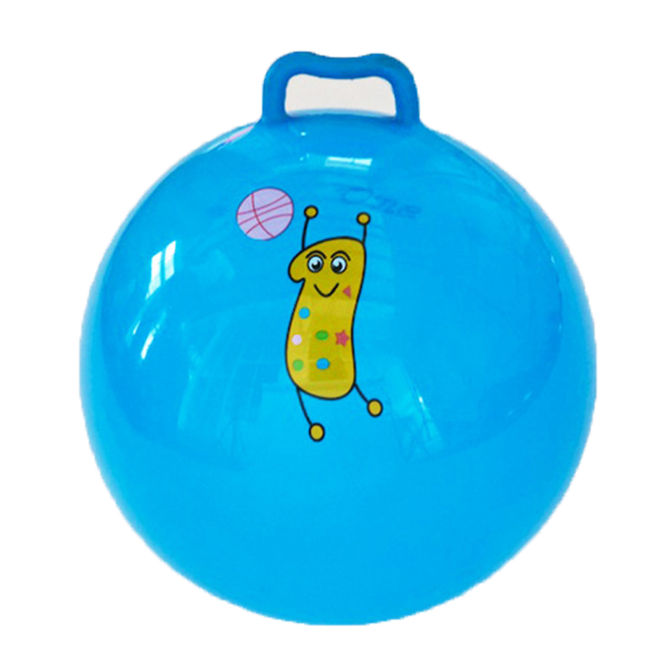Kindergarten Handle The Ball For Exercise Inflatable Toys Baby Toys ...