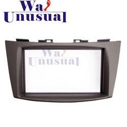 2 DIN najwyższej jakości Panel konsoli samochodowej dla Suzuki Ertiga 2012 Stereo deska rozdzielcza CD deski rozdzielczej wykończenia zestaw montażowy