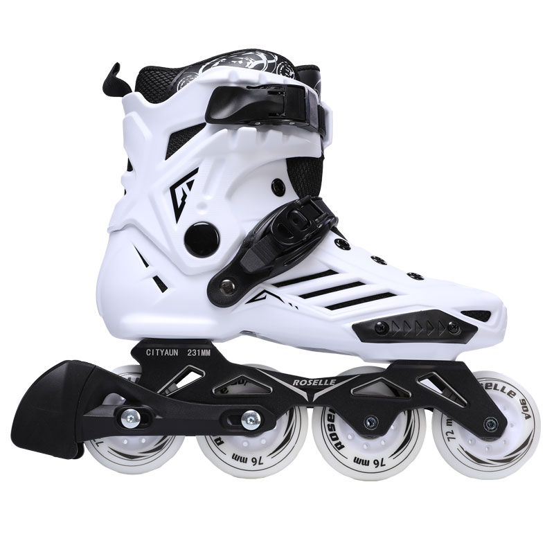 New Women Girls Inline Skate Shoes