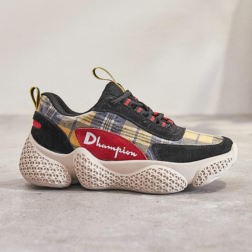 Coréen automne 35 Chaussures Sneaker Style Mocassins Femmes Décontracté Bout Rond 39 Plates 2019 Beige Printemps Tasslynn Plaid Taille noir 8PwO0kXn