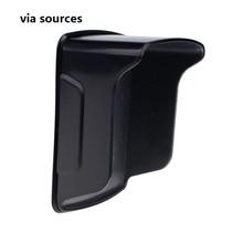 Прямая Заводская Крышка для RFID контроля доступа металлическая клавиатура непромокаемый чехол для защиты управления Лер машина черный водонепроницаемый