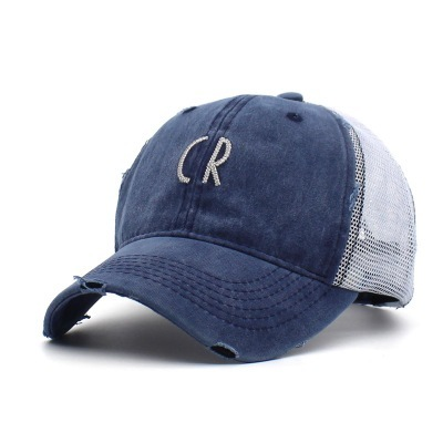 Navy blue Black trucker hat 5c64fecf9ec60