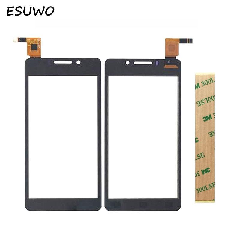ESUWO Touchscreen Digitizer For DNS S4503 S4503Q innos i6 i6c Front Glass Panel Digitizer Sensor Glass Lens