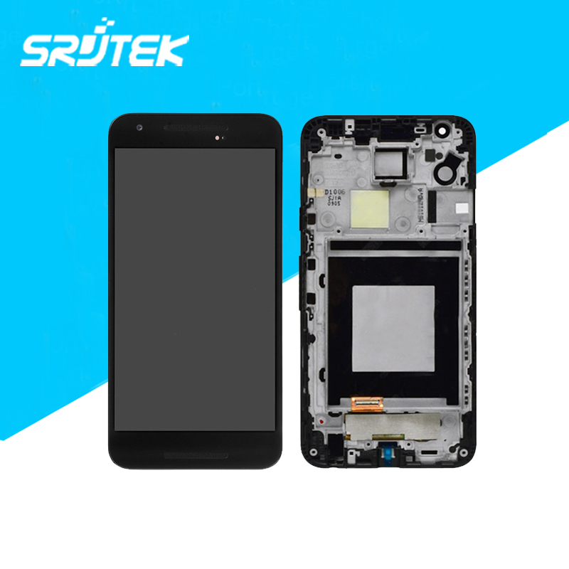 For LG Nexus 5X H790 H791 LCD Screen Display With Touch Screen Digitizer Frame Assembly Replacement In Stock new lcd touch screen digitizer with frame assembly for lg google nexus 5 d820 d821 free shipping