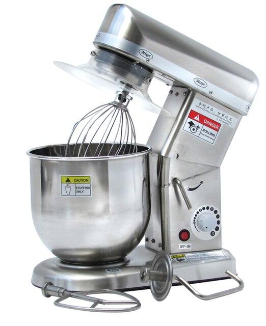 Comercial cocina batidora eléctrica mezclador de ayuda de acero ...