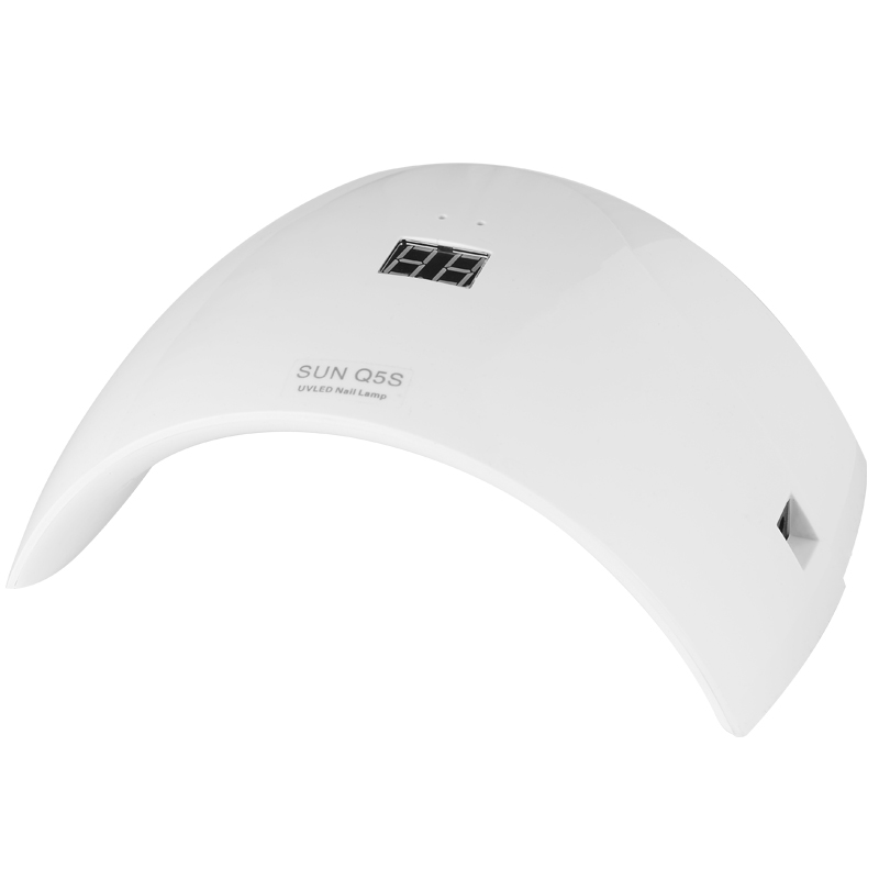 Free Shipping New Original SUNUV Nail Dryer Machine 30W White Light Profession LED UV Lamp For UV Gel LED Gel Nail Art Tools