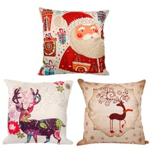 Christmas Home Decor Pillow Case