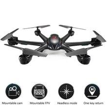 MJX X600 Headless Modo 2.4 GHz 6 Axis Gyro RC drones UFO quadcopter con 3D Rollo de Tropiezo dron helicóptero de control remoto juguetes