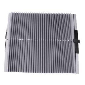 Image 1 - 46*140 センチメートル格納式車太陽断熱カーテン長さ調節可能な UV 保護ローリングカバー自動リトラクタブルカバー