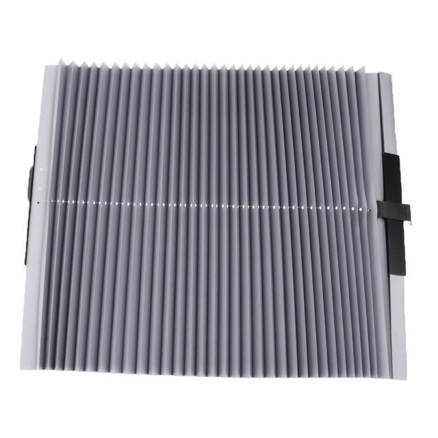 46*140 سنتيمتر قابل للسحب سيارة الشمس العزل الستار طول قابل للتعديل UV حماية المتداول غطاء السيارات قابل للسحب قناع غطاء
