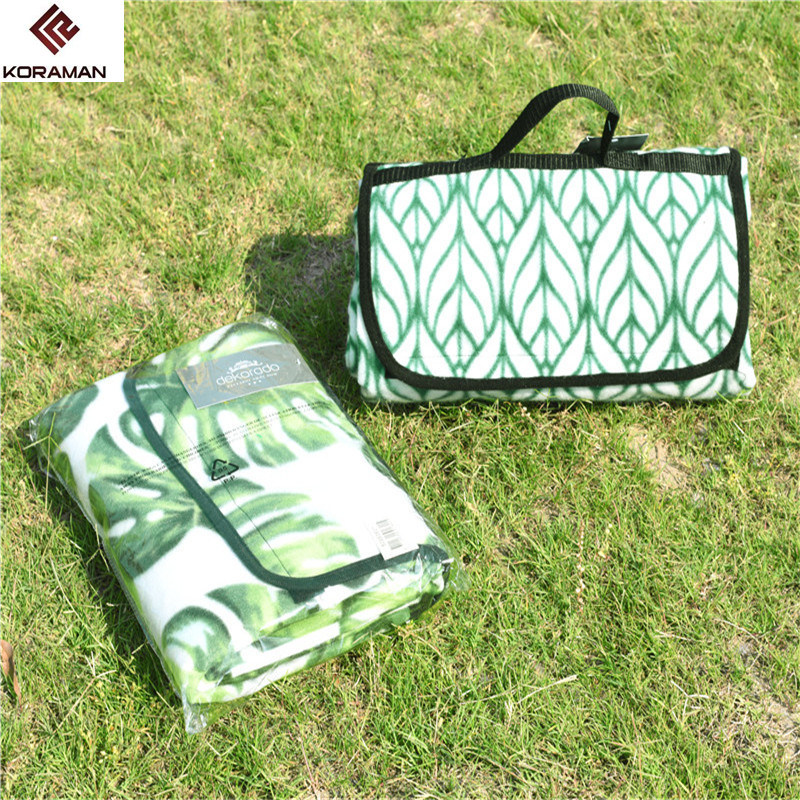 KORAMAN brand Spot Portable Picnic Mat Outdoor Travel Camping Pad Modern And Simple Style Factory Direct Sales
