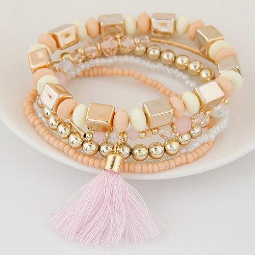 Bracelet perle bohème pas cher
