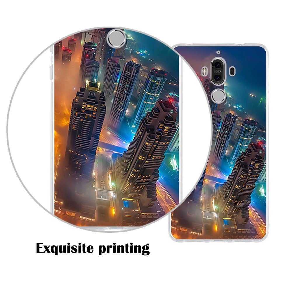 保護ケース M5 注/ブルーチャーム注 5 Note5 5.5 インチ塗装パターンカバーシェルカラフルな電話ケースバッグカバー